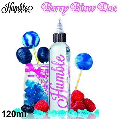 【Humble Juice Co.】 Berry Blow Doe 120ml / vape リキッド