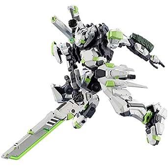 BORDER BREAK 輝星・空式 全高約160mm 1/35スケール プラモデル