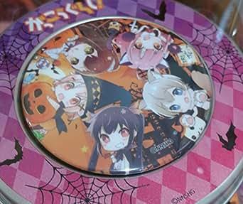 がっこうぐらし タワレコ オリナス 錦糸町 ハロウィン コラボ キャンディ缶