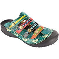 Corkys Women's Heidi Bumped Toe Shoe, Turquoise (10.0)