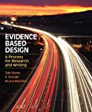 Evidence Based Design: A Process for Research and Writing (Fashion Series)