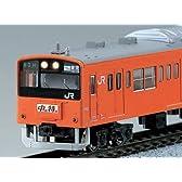 KATO Nゲージ 201系 中央線色 増結 4両セット 10-374 鉄道模型 電車