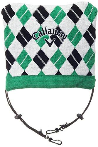 Callaway(キャロウェイ) ヘッドカバー Knit ヘッドカバー アイアン用 メンズ 5517085 グリーン