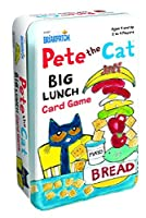 Pete the Cat Big Lunch Card Game Tin [Floral] [並行輸入品]