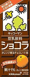 キッコーマン 豆乳 ショコラ  200ml 36本セット 常温保存可能