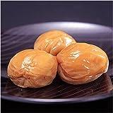(梅干) 和歌山の紀州南高梅 猿梅白干し梅 (塩分18%) お得用 450g