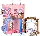 バービー バービーのねむり姫 ばらのお城