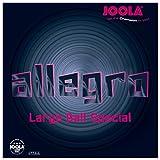 JOOLA(ヨーラ) アレグロ アカ Max (ラージ表ソフト) 71354