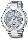 [カシオ]CASIO 腕時計 BABY-G ベビージー ジーミズ 電波ソーラー MSG-W100D-7AJF レディース