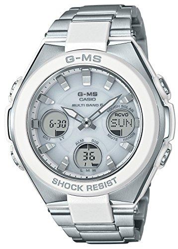 [カシオ]CASIO 腕時計 BABY-G ベビージー G-MS 電波ソーラー MSG-W100D-7AJF レディース