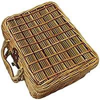 収納ボックス 大容量 便利 洗濯かご 生活雑貨 収納ボックス ハンパー ボックス 収納箱 藤編収納バッグ 天然材料のため