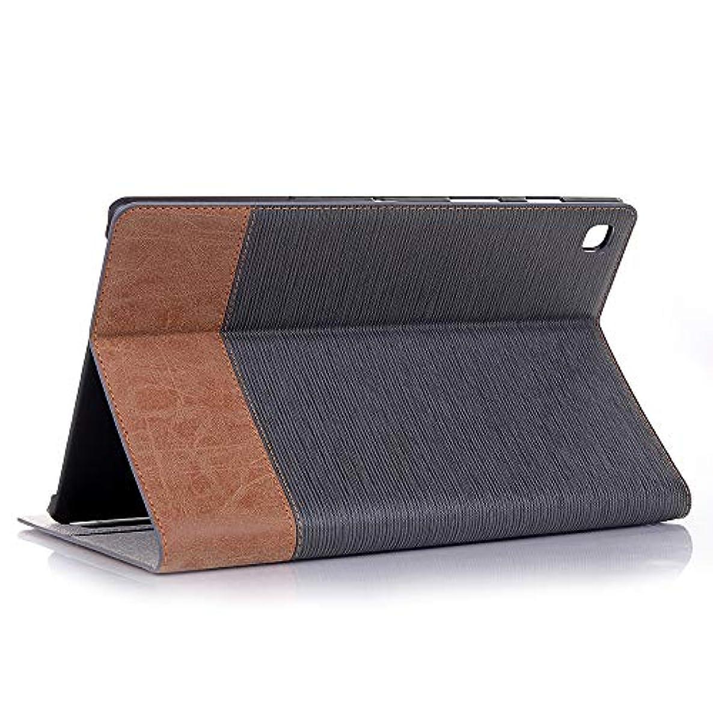領事館風変わりな断片10.1 インチ Galaxy Tab A ケース 2019 PUレザー 保護カバー 耐衝撃 傷付け防止 スタンド機能 カード収納 軽量薄型 T510 T515 INorton