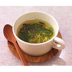 お茶村 旨味 だし わかめスープ 90g×2袋セット