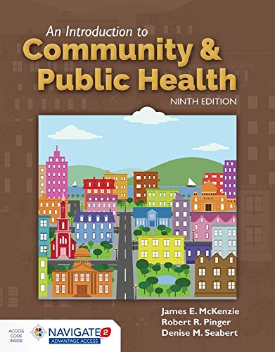 Download An Introduction to Community & Public Health 1284108414