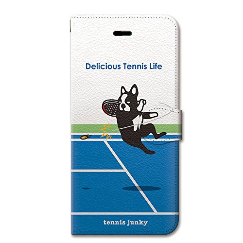 Tennis Junky (テニスジャンキー) iPhone6s iPhone6 4.7 インチ 手...