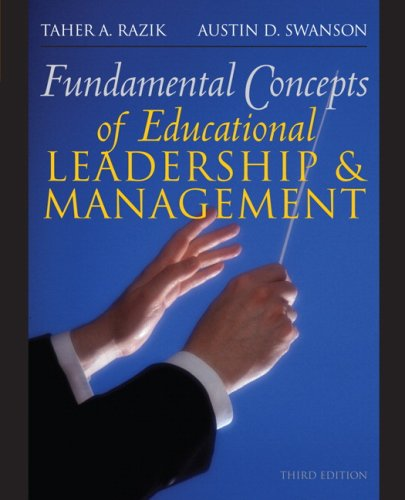 Download Fundamental Concepts of Educational Leadership and Management 013233271X