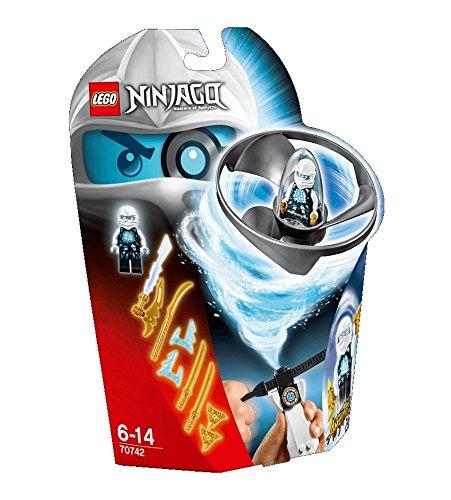 レゴ (LEGO) ニンジャゴー エアー術フライヤー ゼン式 70742