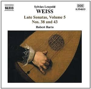 Lute Sonatas Vol. 5