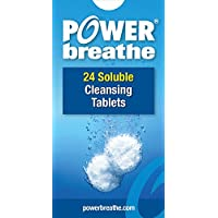 POWERbreathe (パワーブリーズ) 洗浄タブレット (24ピース)