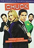 Chuck: Complete Fourth Season [DVD] [Import]