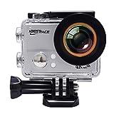 【改良版】Bestface アクションカメラ 4K WiFi搭載 スポーツカメラ アラブルカメラ 45M防水 4K IPX8防水ケース搭載 1400万画素 170度広角レンズ 2インチ液晶画面 バイクや自転車や車に取り付け可能 防犯カメラ