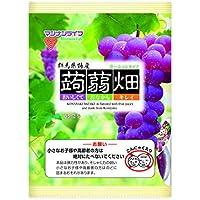 マンナンライフ 蒟蒻畑 ぶどう味 25g×12個