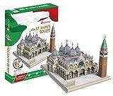 サン・マルコ広場 [立体模型]3D立体パズル