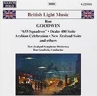 グッドウィン:ドレイク400組曲/ニュージーランド組曲 《ブリティッシュ・ライト・ミュージック・シリーズ》