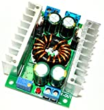 【MIRACREA】 自作 可変 昇圧 型 DC - DC コンバータ ー 最大 15 A / 300 W 高効率 高安定 性 基盤 モジュール 変換 器 資材 部品 (1)