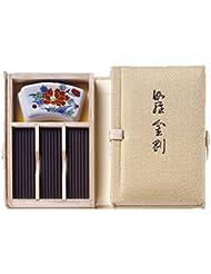 Nippon Kodo – Kyara Kongo – 選択したAloeswood Incense 60 Sticks