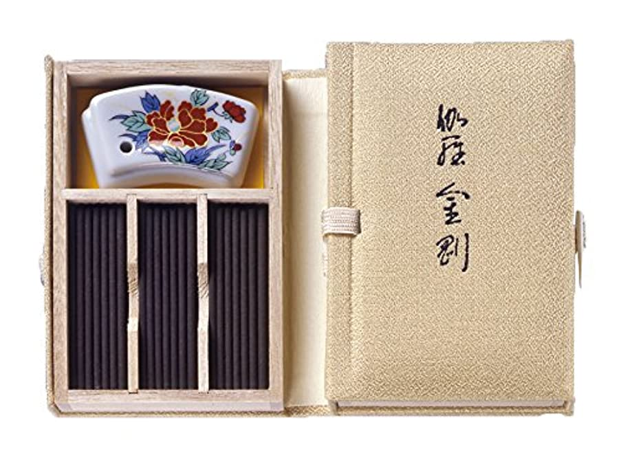気怠い干ばつミルクNippon Kodo – Kyara Kongo – 選択したAloeswood Incense 60 Sticks