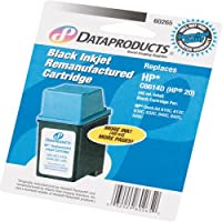 Dataproducts Remanufactured HP 20 black cartridge [並行輸入品]