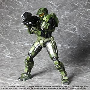Halo:Combat Evolved PLAY ARTS改 マスターチーフ 【Envisioned by Square Enix Products】(PVC塗装済みアクションフィギュア)