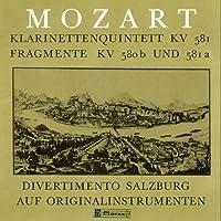 Clarinet Quintet/Allegro/Rondo