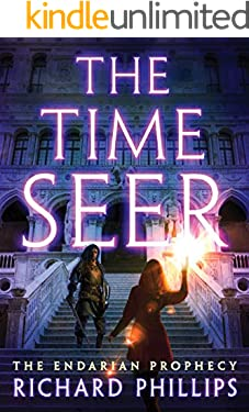 The Time Seer (The Endarian Prophecy Book 5)