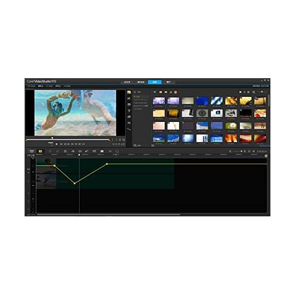 Corel VideoStudio Pro ...の紹介画像11