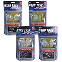 STAR TREK SHIPS OF THE LINE snap-fitモデルHalf Case