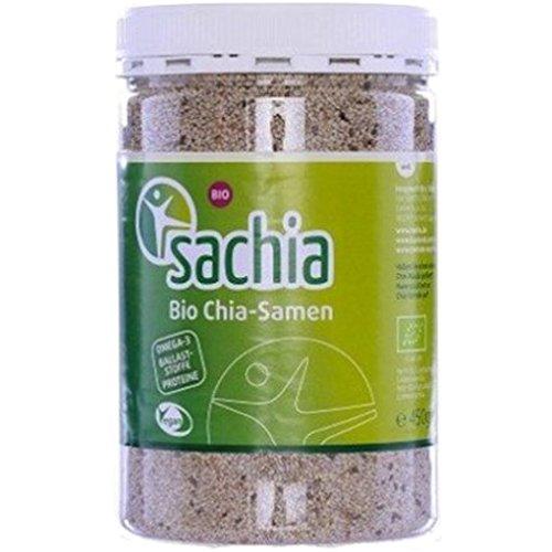 Sachia スーパーフード チアシード オーガニック ホワイト 白 450g