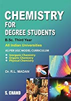 Chemistry for Degree Students: B. Sc. 3rd Year