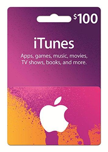 iTunes カード北米版 $100 (iTunes Gift Card US $100)