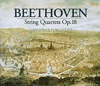 ベートーヴェン:弦楽四重奏曲集 作品18(3枚組)