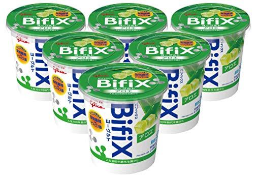 江崎グリコ『BifiX(ビフィックス)アロエヨーグルト』