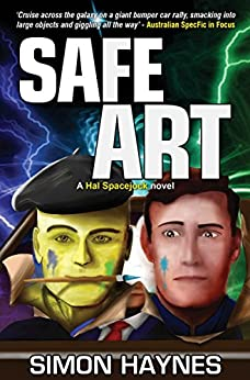 [Haynes, Simon]のHal Spacejock 6: Safe Art (English Edition)