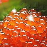 北海道産イクラ極上品をお取り寄せいくらの中でも、最も人気のある北海道産、北海道加工のイクラ醤油漬け500g