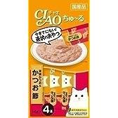 いなばペットフード 株式会社 CIAOちゅーる宗田かつお 14g×4 4901133716676