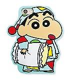 トーシンパック クレヨンしんちゃん iPhone8シリコンケース(パジャマしんちゃん)