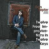 Twelve Free Improvisations in Twelve Keys