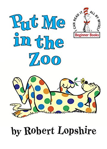 Put Me in the Zoo (Beginner Books(R))の詳細を見る