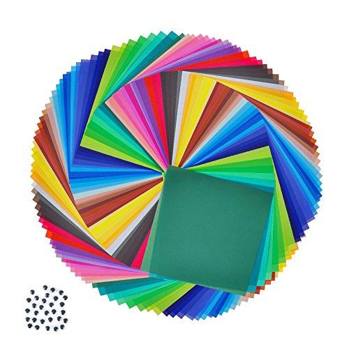 1枚の正方形の折り紙から折られた「女子高生」が天才的で凄すぎる‥‥