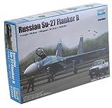 トランペッター 1/144 Su-27 フランカーB 03909 プラモデル